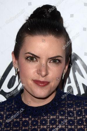 Stock Photo of Emily Sandifer