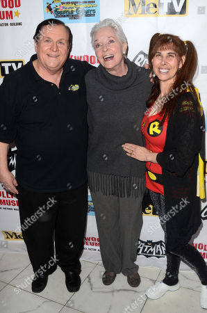 Editorial image of Batman '66 Retrospective and Batman Exhibit Opening Night, Los Angeles, USA - 10 Jan 2018