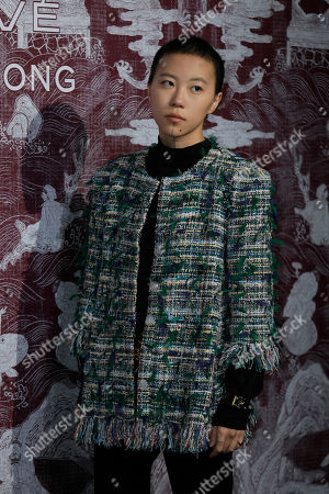 Editorial picture of Fashion Chanel, Hong Kong, Hong Kong - 11 Jan 2018
