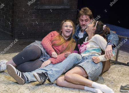Gemma Dobson as Sue,  James Atherton as Bob, Taj Atwal as Rita