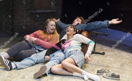 Editorial image of 'Rita, Sue and Bob Too' Play by Andrea Dunbar performed at the Royal Court Theatre,