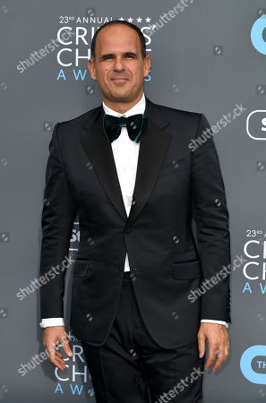 Editorial picture of Critics' Choice Awards, Arrivals, Los Angeles, USA - 11 Jan 2018
