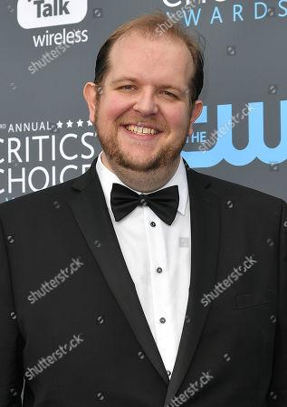 Editorial image of Critics' Choice Awards, Arrivals, Los Angeles, USA - 11 Jan 2018