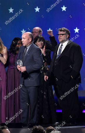 J. Miles Dale and Guillermo Del Toro