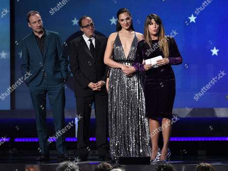 Editorial image of Critics' Choice Awards, Show, Los Angeles, USA - 11 Jan 2018