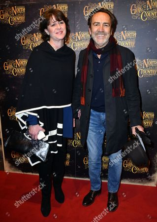 Editorial photo of 'Girl from the North Country' play opening night, London, UK - 11 Jan 2018