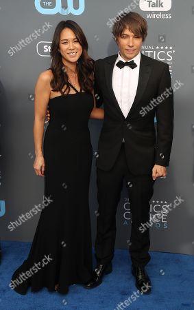 Samantha Quan and Sean Baker