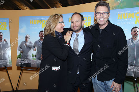 Tea Leoni, Sam Hoffman (Director), Tim Daly