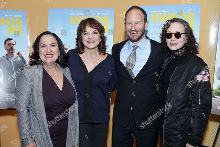 Stock Picture of Olga Merediz, Priscilla Lopez, Sam Hoffman (Director), Bebe Neuwirth