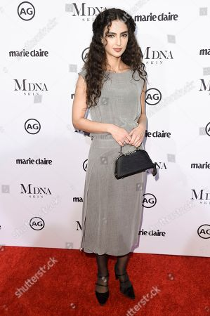 Editorial image of 3rd Annual Marie Claire's Image Makers Awards, West Hollywood, USA - 11 Jan 2018