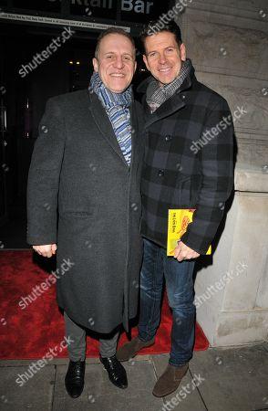 Nigel Lindsay and Lloyd Owen