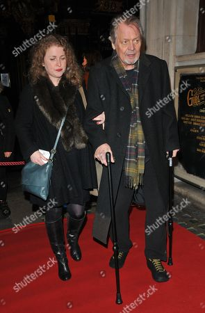 Helen Snell and David Soul