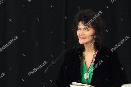Poet Ruth Padel