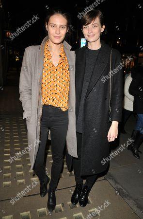 Charlotte Wiggins and Lara Mullen