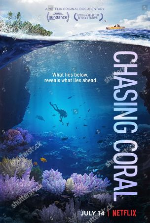Chasing Coral (2017) Poster Art