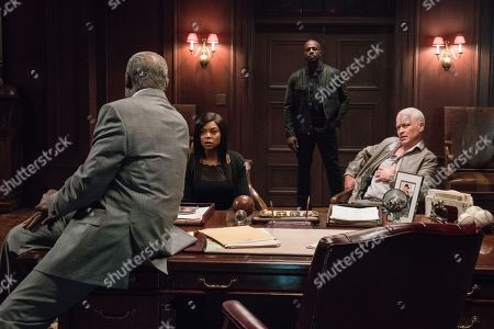 Stock Photo of Danny Glover, Billy Brown, Taraji P. Henson, Neal McDonough