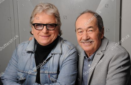 Stock Photo of Alain Turban et Jean Sarrus