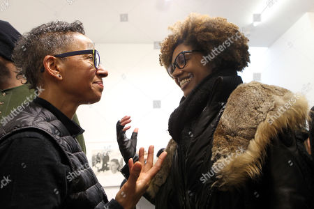 Lola Flash and LaToya Ruby Frazier