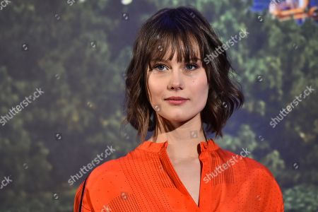 Editorial photo of 'Il Vegetale' film photocall, Rome, Italy - 12 Jan 2018