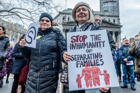 Protest to stop deportation of Ravi Ragbir