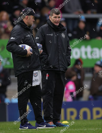 Editorial photo of Exeter Chiefs v Montpellier, Exeter, UK - 13 Jan 2018