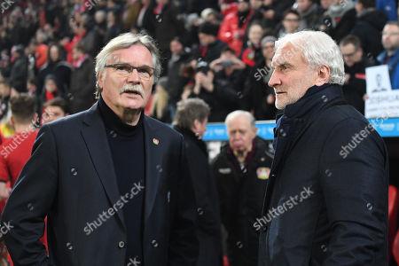 Michael Schade, Rudi Völle