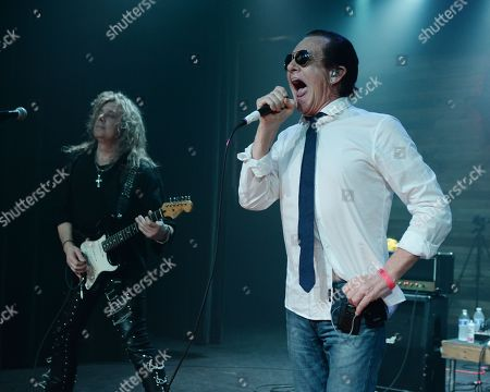 Joey Tafolla, Graham Bonnet