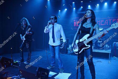 Joey Tafolla, Graham Bonnet, Beth-Ami Heavenstone