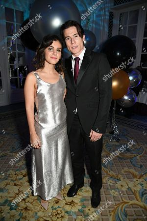 Stock Photo of Katie Melua and James Toseland