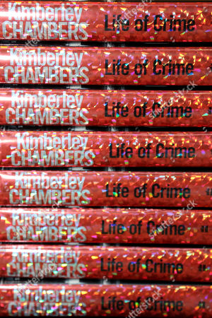 'Life of Crime' by Kimberley Chambers at Waterstones bookshop