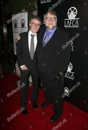 Dan Laustsen, Guillermo del Toro