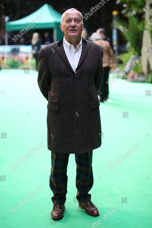 Editorial photo of 'Early Man' film premiere, Arrivals, London, UK - 14 Jan 2018