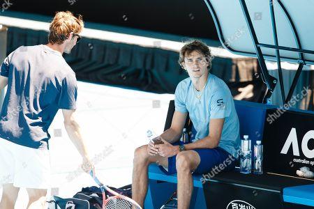 Juan Carlos Ferrero, Alexander Zverev