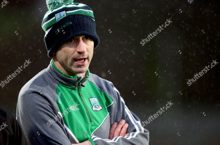 Fermanagh vs Tyrone. Fermanagh manager Rory Gallagher