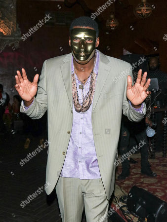 Stock Picture of Sheldon Bailey
