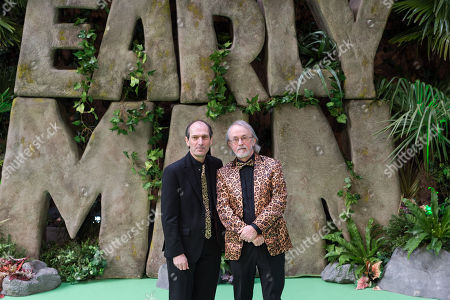 Editorial image of 'Early Man' film premiere, Arrivals, London, UK - 14 Jan 2018