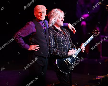 Dennis DeYoung, Jimmy Leahey