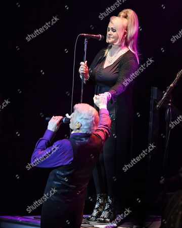 Stock Image of Suzanne DeYoung, Dennis DeYoung