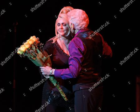 Editorial image of Dennis DeYoung Band in concert at the Coral Springs Center for the Arts, Florida, USA - 13 Jan 2018