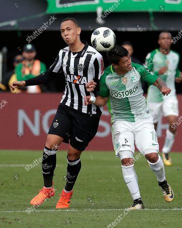 Editorial photo of Atletico Nacional Atletico Mineiro Soccer, Orlando, USA - 14 Jan 2018