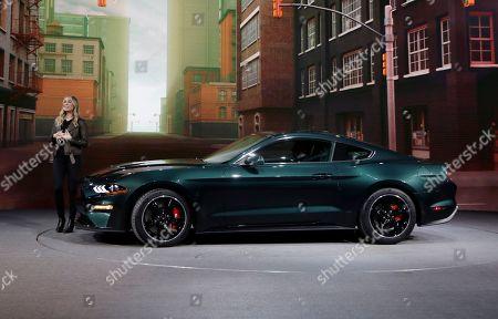 Editorial image of Auto Show, Detroit, USA - 14 Jan 2018