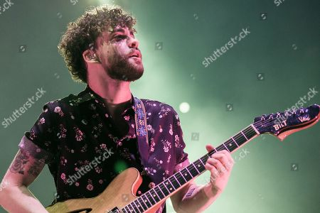 Stock Image of Paramore - Taylor York