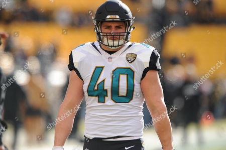 th, Jaguars Tommy Bohanon #40 during the Jacksonville Jaguars vs Pittsburgh Steelers game at Heinz Field in Pittsburgh, PA