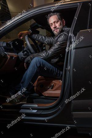 Editorial image of 'Automobili Lamborghini' cocktail party, Milan Fashion Week Men's, Italy - 14 Jan 2018