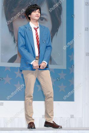 Japanese actor Jun Shison