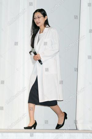 Japanese actress Mitsu Dan