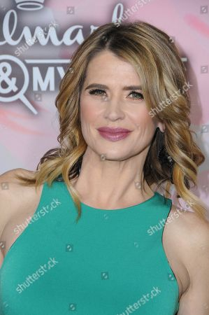 Editorial image of Hallmark Channel All-Star Party, Arrivals, TCA Winter Press Tour, Los Angeles, USA - 13 Jan 2018