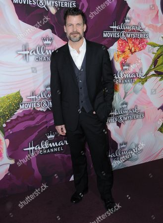 Editorial picture of Hallmark Channel All-Star Party, Arrivals, TCA Winter Press Tour, Los Angeles, USA - 13 Jan 2018