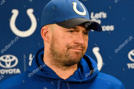 """Then-Indianapolis Colts quarterback Matt Hasselbeck takes questions during a post-game meeting with reporters after a 45-10 loss to the Pittsburgh Steelers in Pittsburgh. Former Chicago Bears coach Mike Ditka is departing as a regular analyst on ESPN's """"Sunday NFL Countdown"""" and will take up a new role as a contributor to the network's """"SportsCenter"""" shows, ESPN announced . Former NFL quarterback Matt Hasselbeck, who has announced his retirement, will be added to """"Countdown"""" as an analyst"""