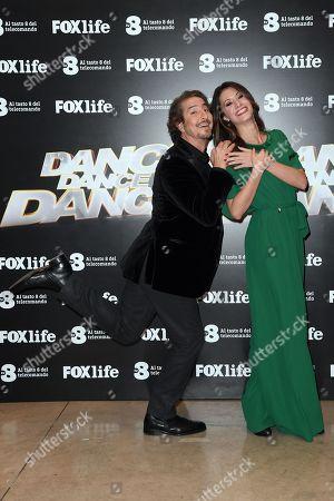 Daniel Ezralow, Gloria Di Parma
